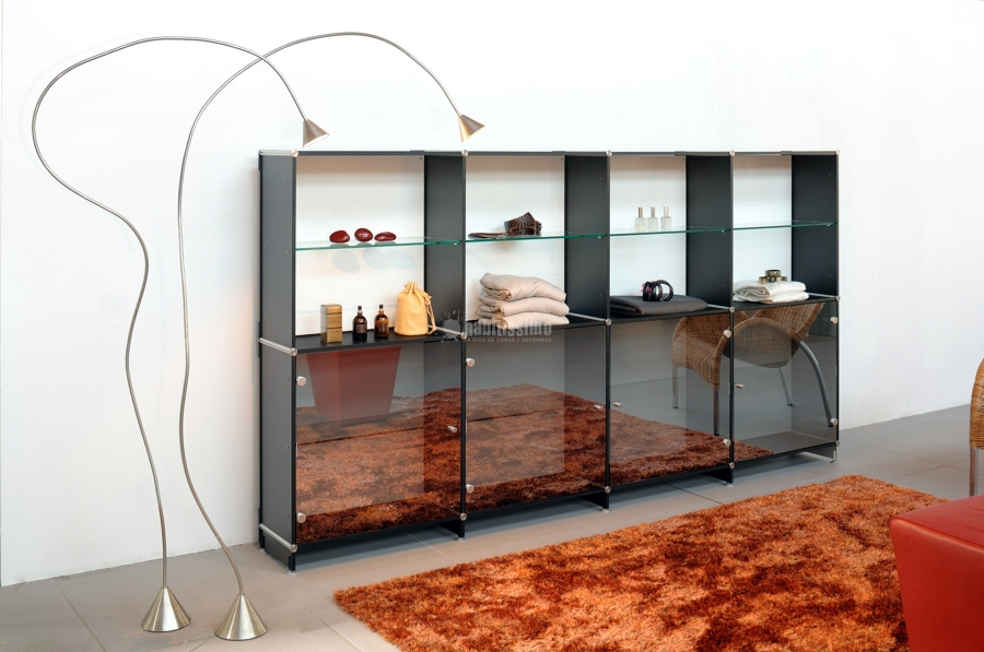 Foto mobili mobili ufficio mobili componibili di for Negozi mobili usati trento