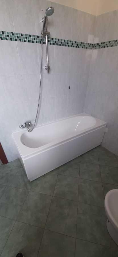 Trasformazione da doccia vasca