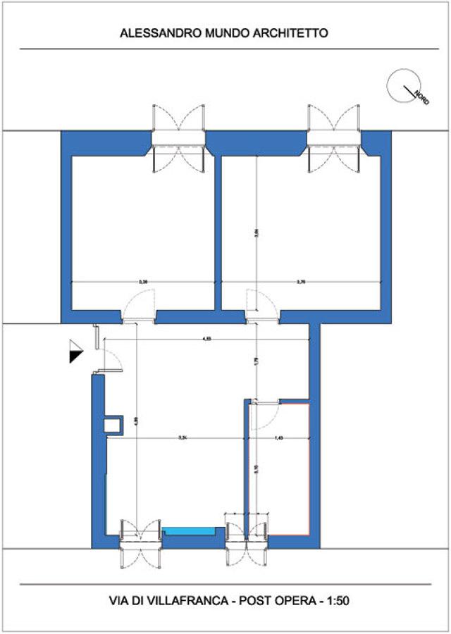 Progetti di ristrutturazione appartamenti for Progetti di ristrutturazione appartamenti