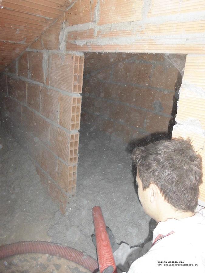 Esempio di posa tetto anni 70 80 90