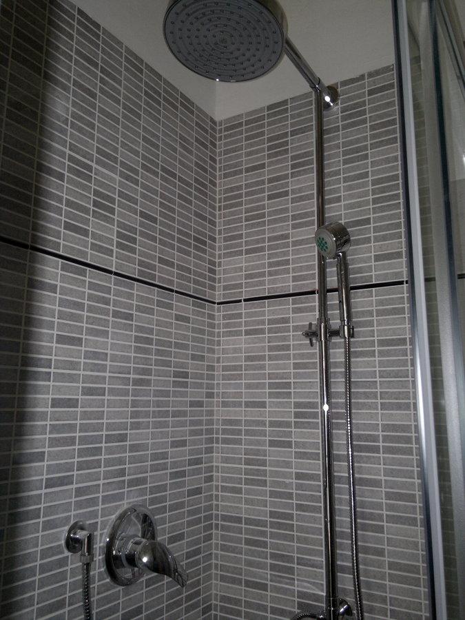 Foto: doccia in mosaico di spinola impianti #58217   habitissimo