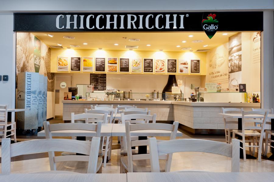 """NEW FORMAT RISTORANTE 'CHICCHIRICCHI RISO GALLO"""""""