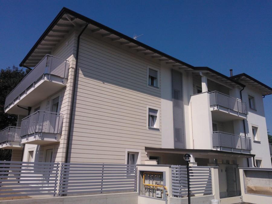 Foto edificio in albiate di ice fumagalli 313130 for Fumagalli case prefabbricate prezzi