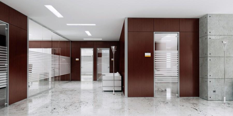 Foto allestimento ufficio di pareti divisorie elleduemila for Allestimento ufficio
