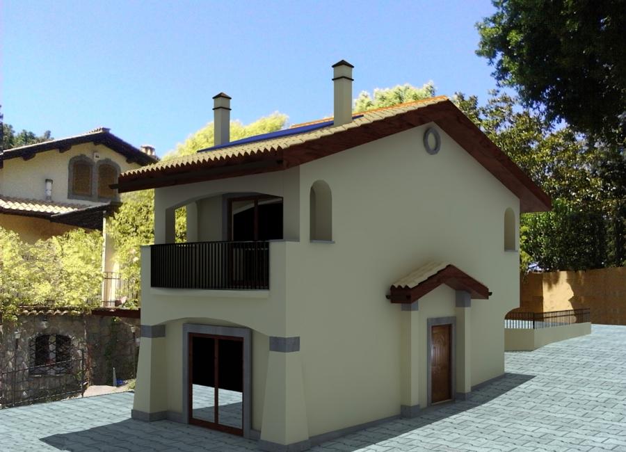 Foto ampliamento con villino in adiacenza piano casa di for Piani casa pa