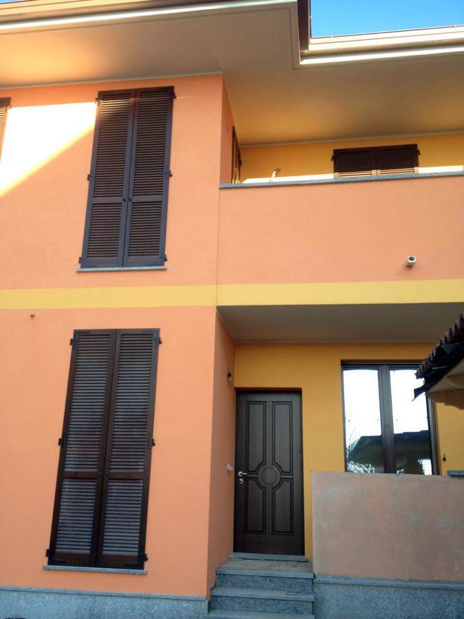 Ampliamento di una villa a Novara
