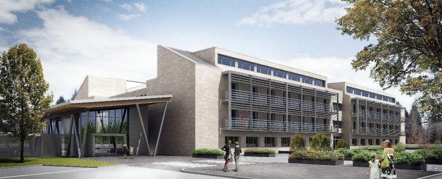 Foto: Ampliamento e Ristrutturazione Dellospedale di Asiago (Vi) di ...