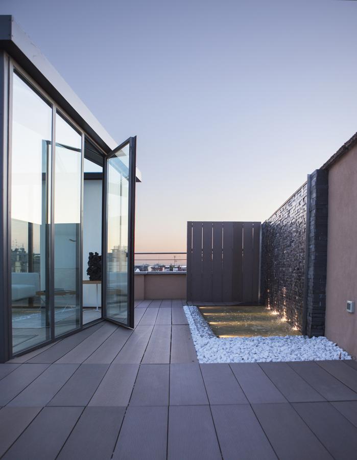 terrazzo sensoriale