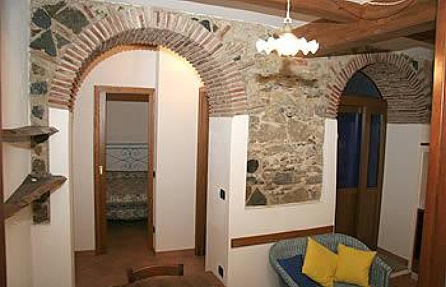 Foto arco interno salotto di cariello carmine 532380 - Arco interno casa ...