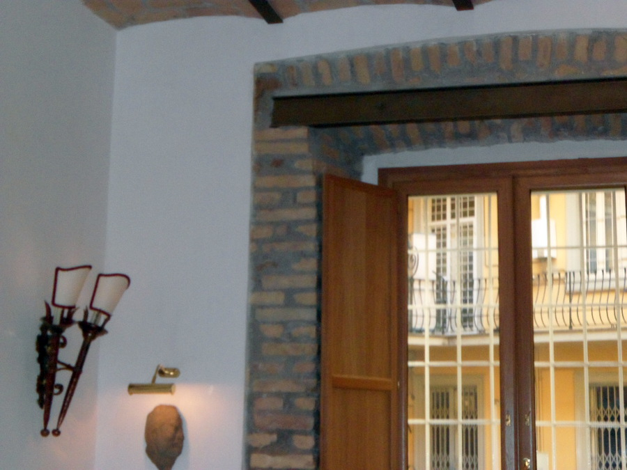 arco e finestra