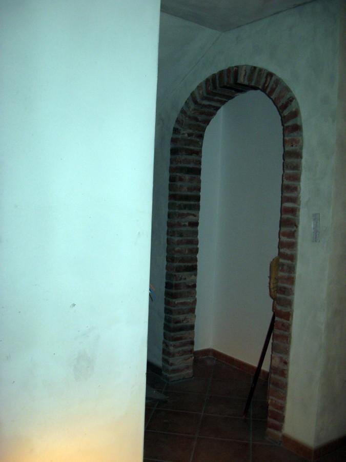 arco in mattoni