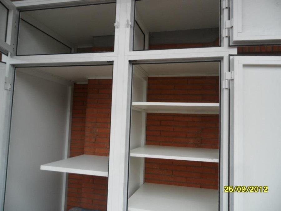 Foto armadi esterni in alluminio di infissi 2000 247972 for Armadi in pvc per esterni