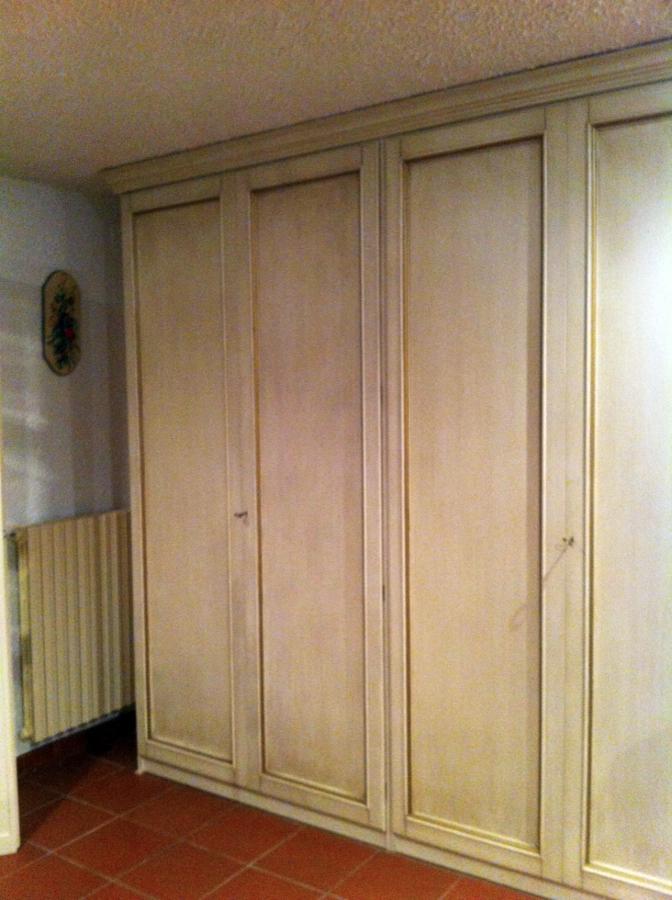 Foto armadio a muro di ruffino commerciale 138891 - Ikea armadi a muro ...