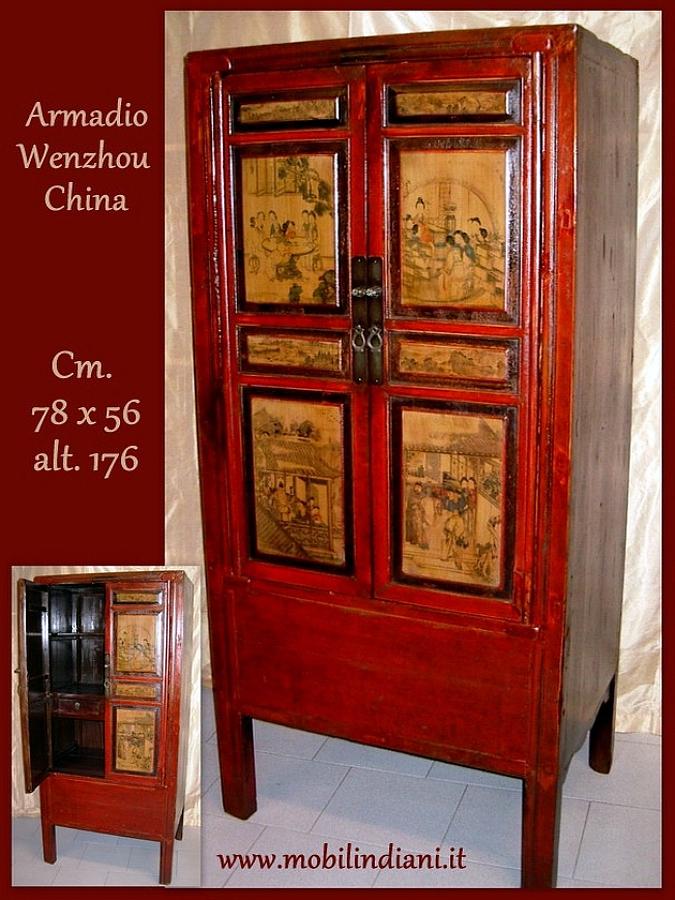 Foto armadio cinese antico de mobili etnici 113629 habitissimo - Mobili orientali roma ...