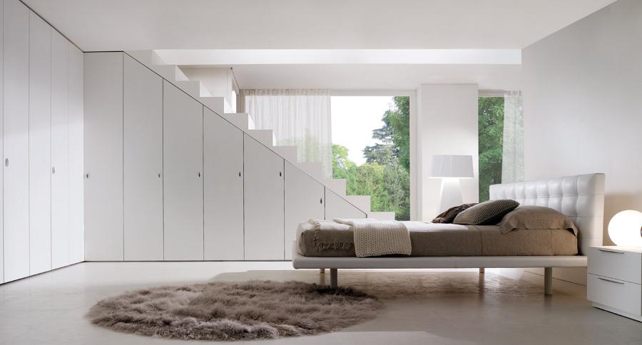 Foto armadio sottoscala a misura di studio61 152045 - Armadi moderni di design ...