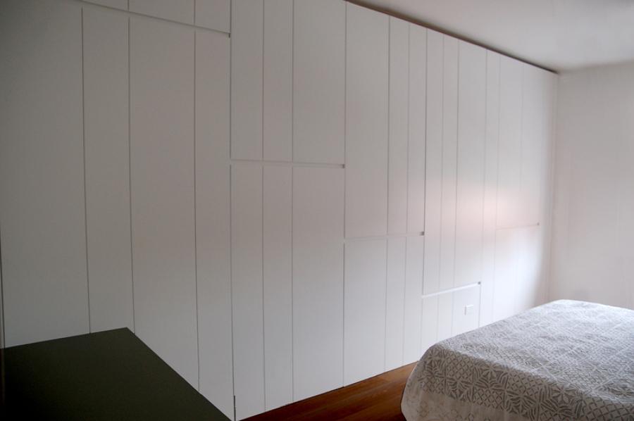 Cabine Armadio Su Misura Lucca : Foto: armadio su misura di pika architetti #240956 habitissimo