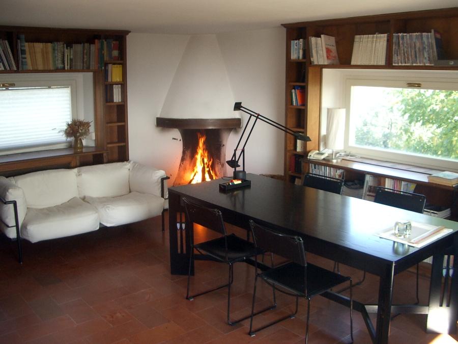 Foto arredamento studio di architetto guido gorla 146526 for Arredamento da studio