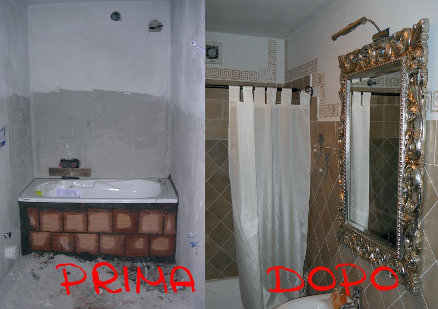 Foto arredo bagno di rinnovaarredo di riccardi c 75521 - Arredo bagno viterbo ...