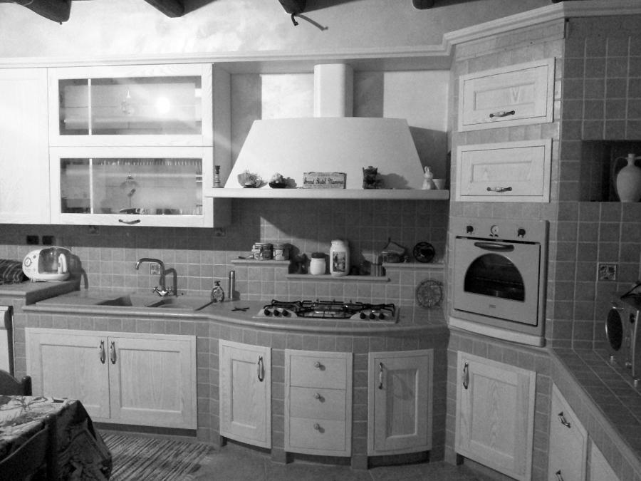 arredo e design cucina zona giorno
