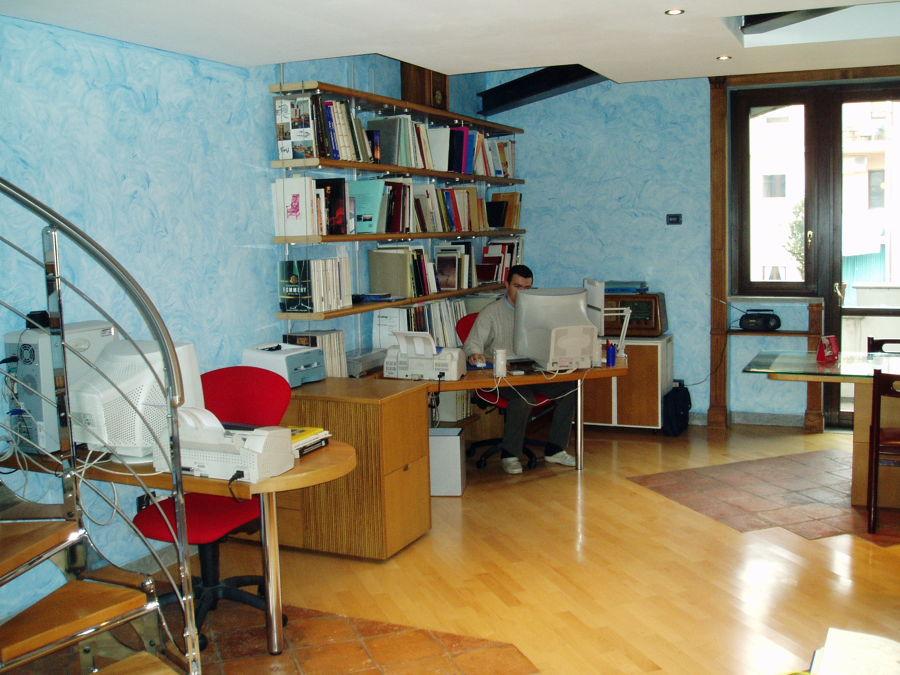 Foto arredo studio professionale di studio di for Studio arredo perugia