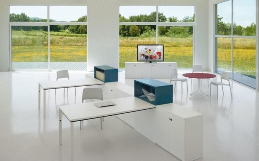 Foto arredo uffici di design lab 224864 habitissimo for Uffici di design