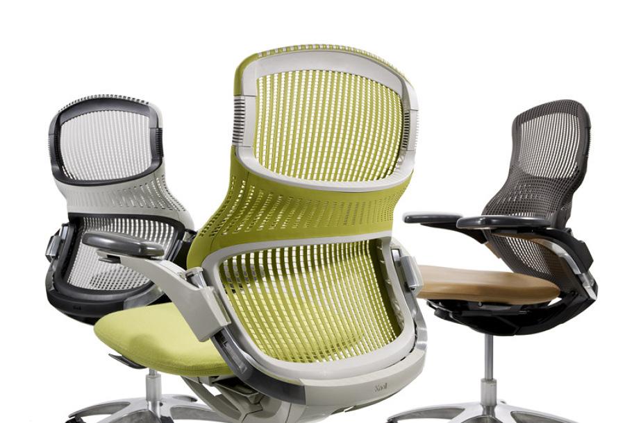 Foto sedie generation by knoll di design lab 224866 for Sedie design knoll