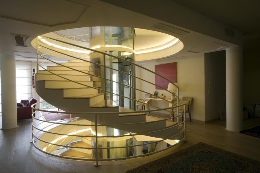 Foto ascensore panoramico di akron sud 44939 habitissimo - Ascensore in casa ...