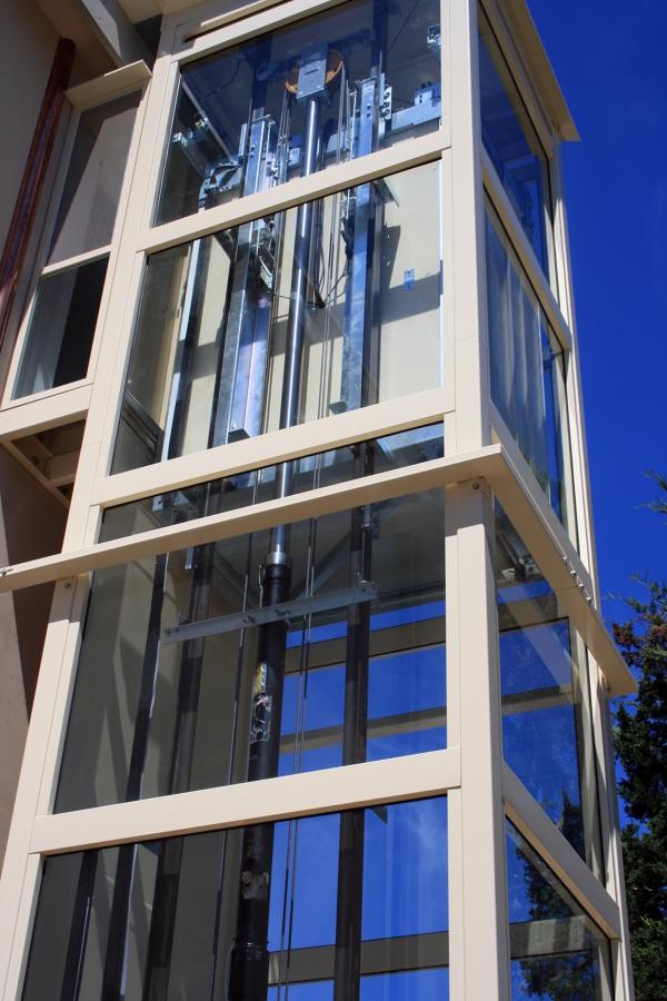 ascensore per esterno igv