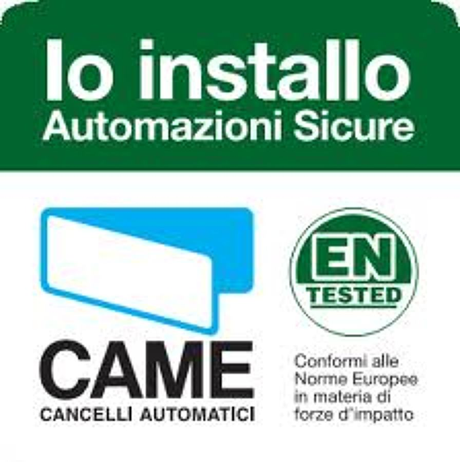 Foto: Automazioni Cancelli Came De Tecnoedil Impianti #189717 - Habitissimo