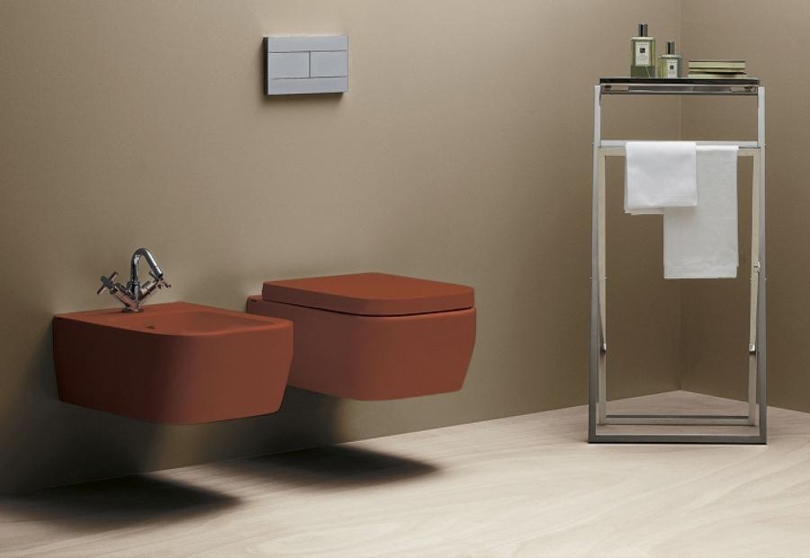Foto sanitari di casa in srl 355612 habitissimo - Arredo bagno colorato ...