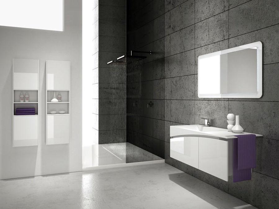 Arredamento bagno moderno piccolo [tibonia.net]