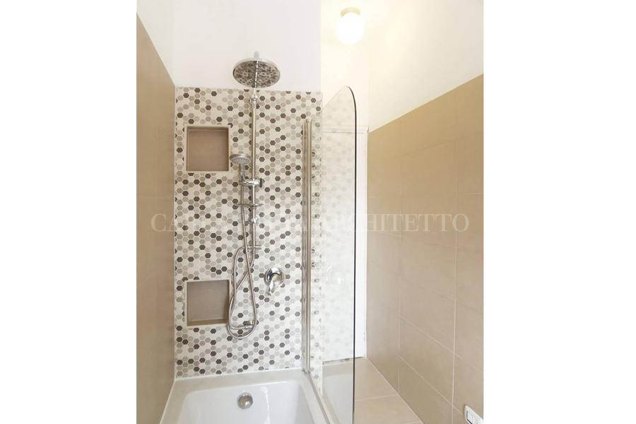 Vasca uso doccia