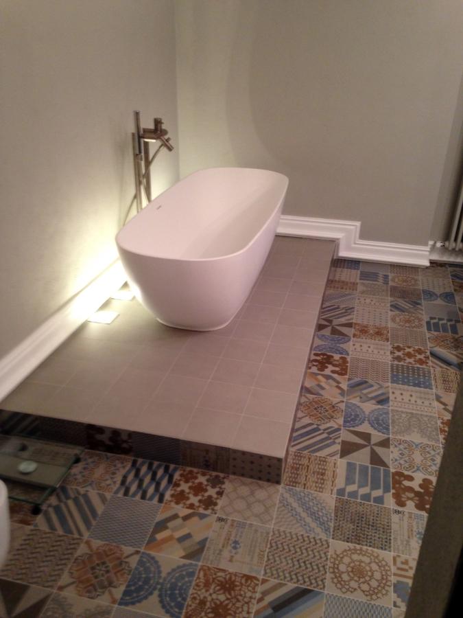 Foto bagno azulej mutina di vettoretti ceramiche srl - Piastrelle mutina ...