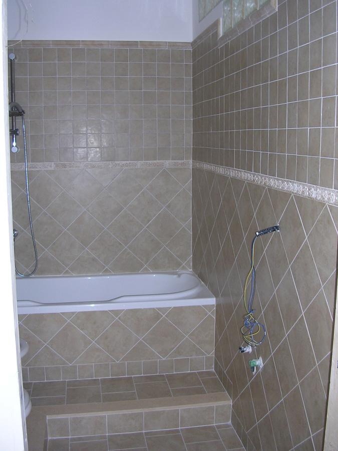 Foto bagno cieco con vetrocemento di frigerio - Aeratore per bagno cieco ...