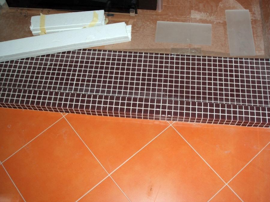Foto bagno con piatto doccia de costruzioni carli for Idea bagno trento