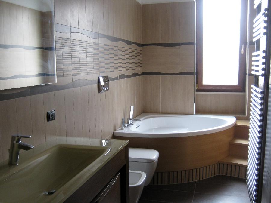 Bagni Con Vasca Design Per La Casa E Idee Per Interni