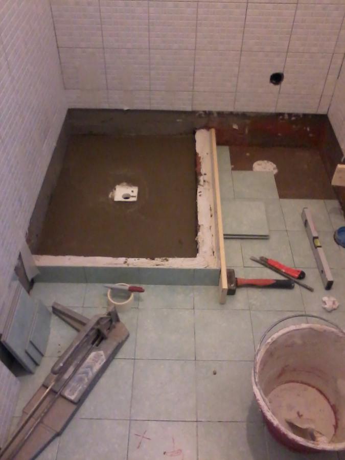 Foto bagno doccia in muratura di glaz wojciech artigiano - Bagno in muratura foto ...