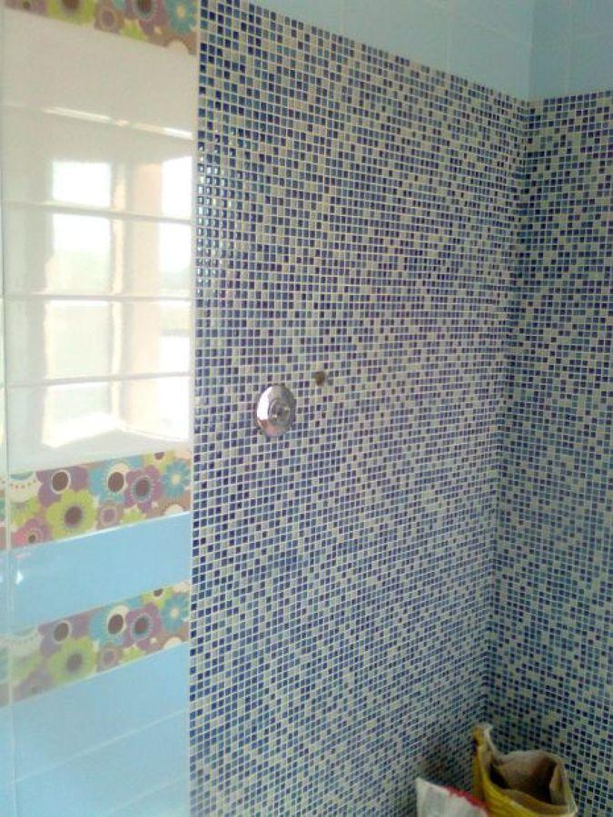 Doccia mosaico grigio mini tessere di mosaico acquista a - Piastrelle a poco prezzo ...