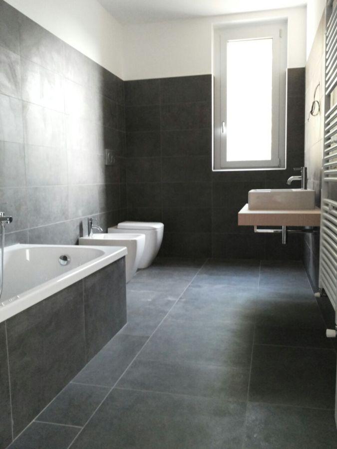 Foto bagno in gres porcellanato di zanella s r l 253365 - Bagno gres porcellanato ...