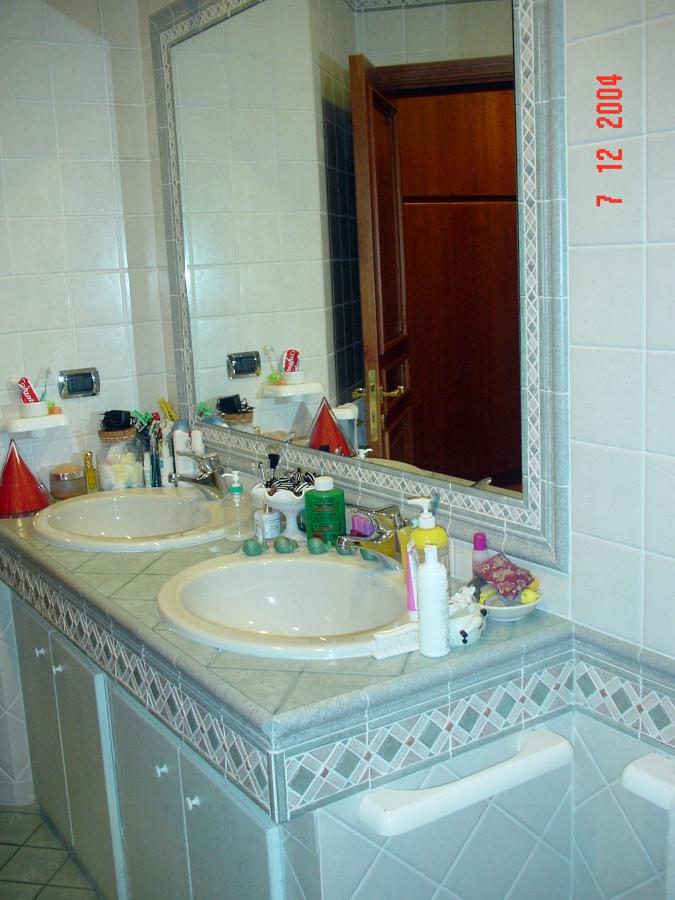 Foto bagno in muratura di impresa edile geom gianfranco - Bagno in muratura foto ...