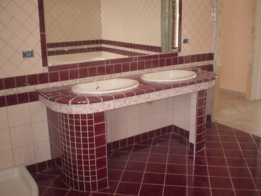 Foto bagno in muratura di layer costruzioni 249780 - Bagno in muratura foto ...