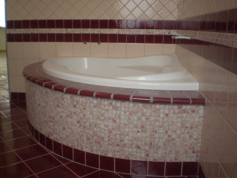 Foto bagno in muratura di layer costruzioni 249805 - Bagno in muratura foto ...