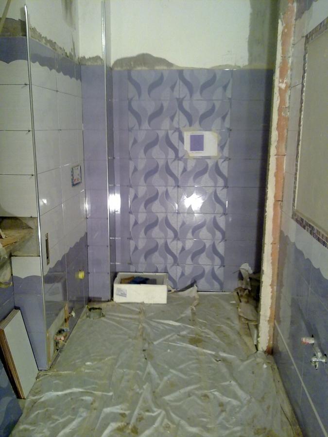 bagno con mosaico foto : arredare il bagno con il mosaico in foto un ...
