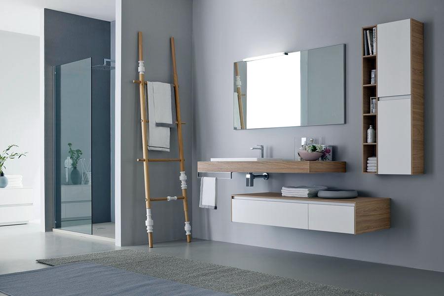 Foto bagno moderno di studio61 152044 habitissimo for Arredo bagno moderno immagini