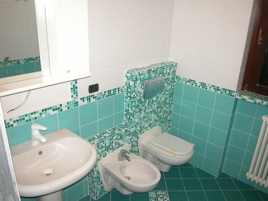 Foto bagno in mosaico di g elettrici 304504 habitissimo - Finto mosaico bagno ...