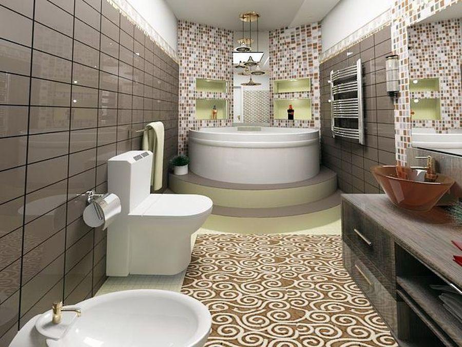 Cartongesso in bagno soffitto foto una collezione di for Design in stile romano