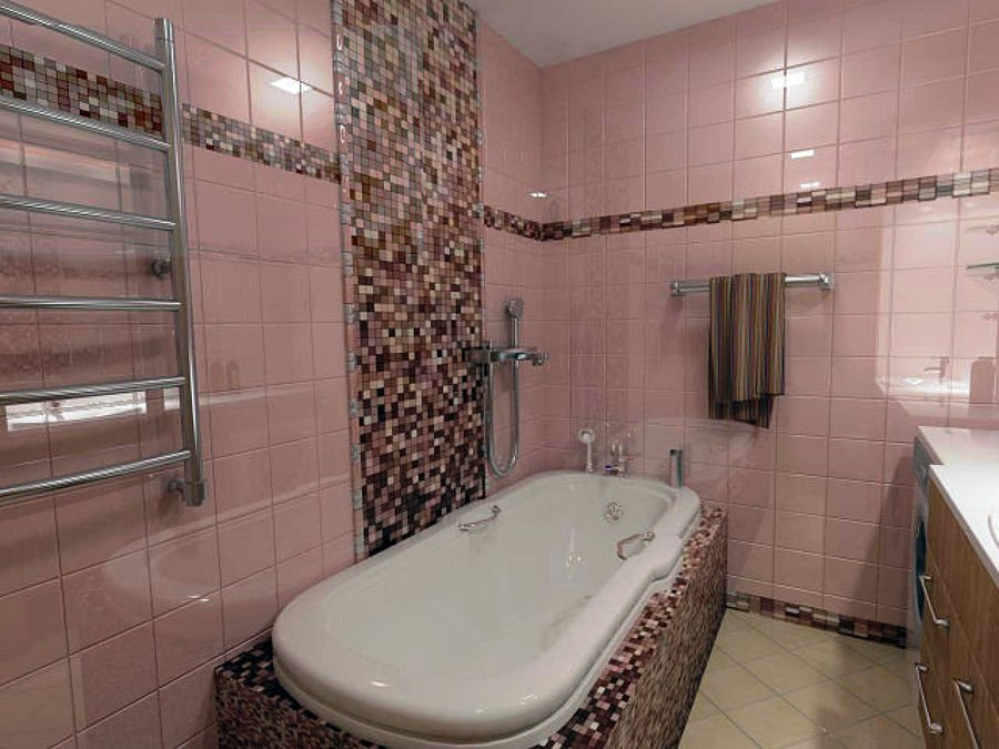 ... Rivestimento Vasca Completamente Moisaicata di Style House