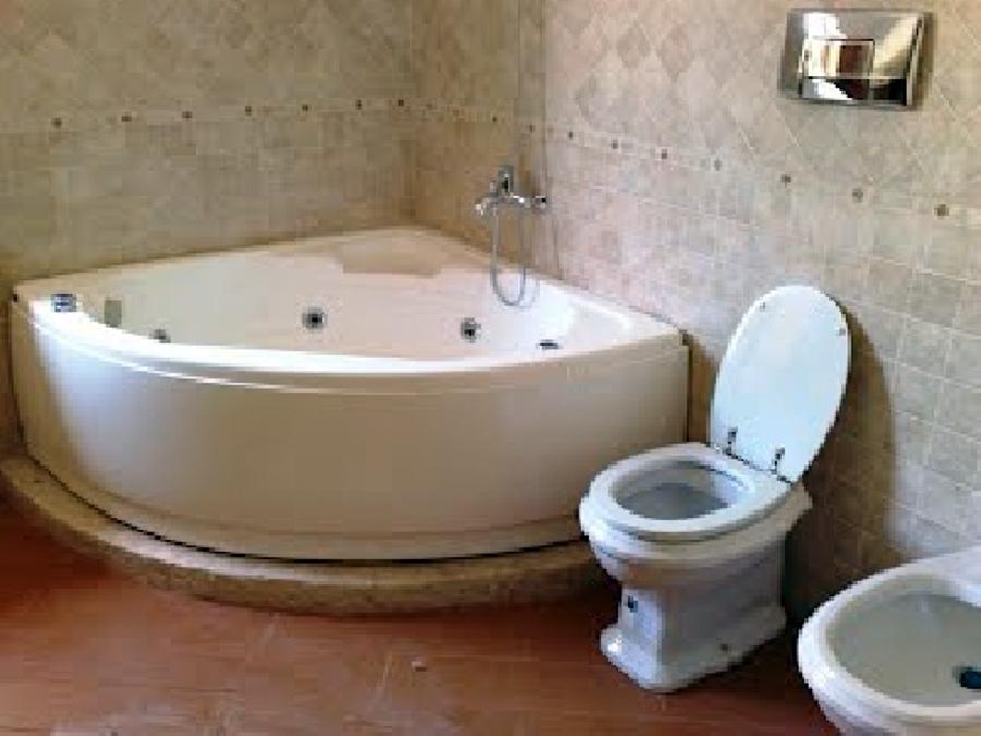 Foto bagno rustico 1 di mac impianti snc 91167 habitissimo - Bagno rustico foto ...