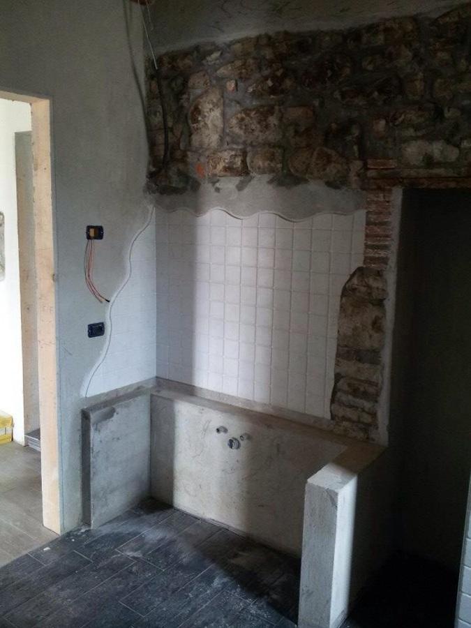 Foto bagno rustico di impresa edile buetto paolo 256575 - Bagno rustico foto ...