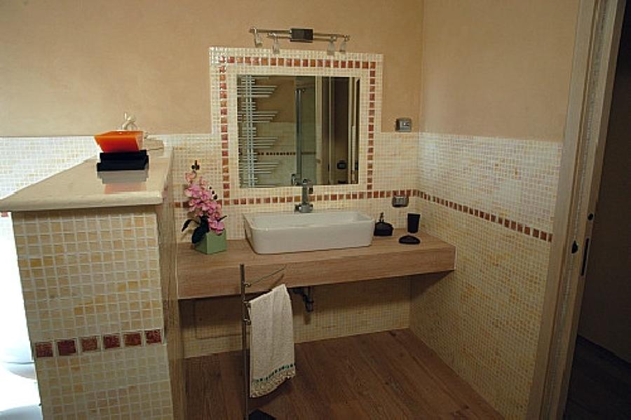 Foto bagno tipo mosaico de edil2000dils 61099 habitissimo for Idea bagno trento